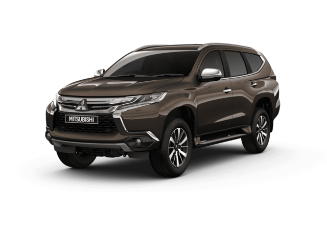 New Mitsubishi Shogun Sport Deep Bronze Studio