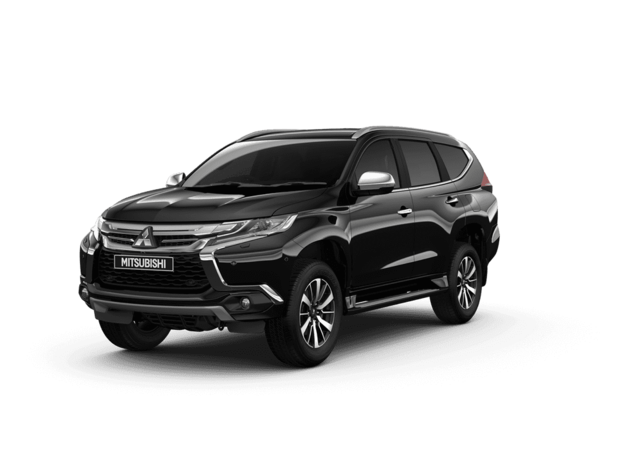 New Mitsubishi Shogun Sport Cosmic Black Studio