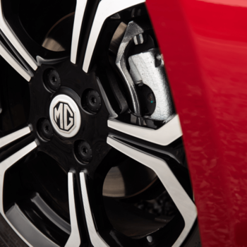 Alloy Wheel of MG3