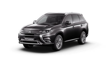 New Mitsubishi Outlander PHEV Design Studio Image in Pearlescent Amethyst Black