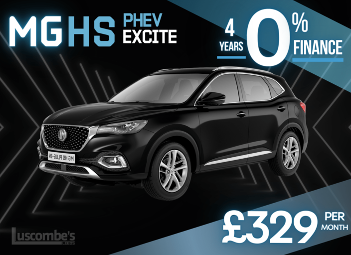 HS PHEV plug in Excite from only £29,999 and take 4 years 0% Finance