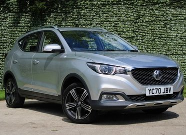 2020 MG ZS Exclusive