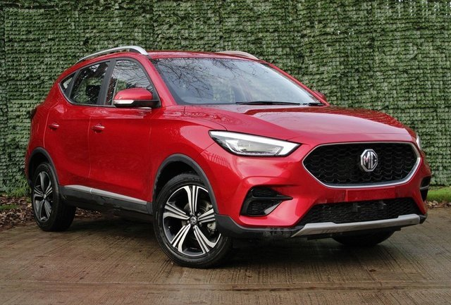 MG ZS Excite - 0% Finance
